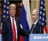 البيت الأبيض: «بوتين» و«ترامب» ناقشا أهمية الحد من التسلح