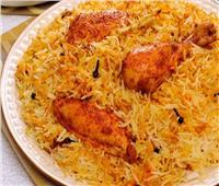 طبق اليوم .. «برياني دجاج بالطريقة الهندية»