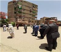 محافظ القاهرة: حصر محلات بيع «السقط» بالسيدة زينب لرصد المخالفين