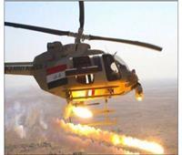 الطيران العراقي يدمر موقعين لتنظيم «داعش»