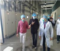 مكتب التمثيل العمالي بالكويت يتابع الإجراءات الاحترازية بالمصانع التي بها عمالة مصرية