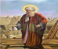 الكنيسة تحتفل بتذكار وفاة المعلم ابراهيم الجوهري