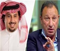 أول تعليق من تركي آل الشيخ بعد رفع الأهلي اسمه من قائمة رؤساء الشرف