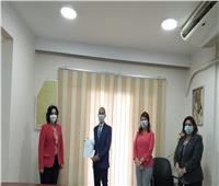 نائب وزير السياحة: تكريم وتسليم شهادات البرنامج التدريبي «HACCP»
