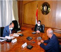 وزيرة الصناعة تبحث مع وزير تجارة الاتحاد الأوراسي استئناف مفاوضات التجارة الحرة