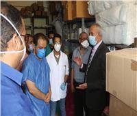 إحالة 10 أطباء وممرضات للتحقيق لتغيبهم عن العمل بقنا