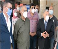 محافظ المنيا يقٌيل مدير مستشفى مطاي المركزي ومسئول المخازن بمستشفى مغاغة