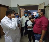 صور| لجنة تفتيش من صحة أسيوط والمحافظة لمتابعة توفر أدوية علاجكورونابمستشفيات العزل