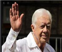 الرئيس السابق جيمي كارتر يصدر بيانا حول وفاة جورج فلويد