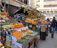 استقرار أسعار الفاكهة في سوق العبور اليوم ٤يونيو