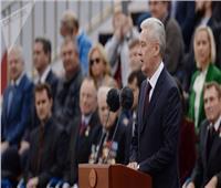 عمدة موسكو: إنفاق ربع تريليون روبل لمكافحة فيروس كورونا