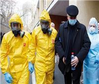 أوكرانيا تسجل 588 إصابة جديدة بفيروس كورونا و12 وفاة