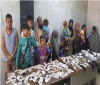 سقوط عصابة تستخدم الأطفال في التسول بـ 6 أكتوبر