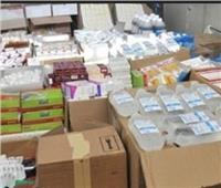 حملات مكبرة بالقاهرة لضبط قضايا الاتجار غير المشروع في المستلزمات الطبية