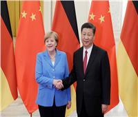 المستشارة الألمانية تجري مباحثات هاتفية مع الرئيس الصيني