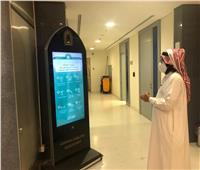 صور| الشؤون الإسلامية السعودية: شاشات إلكترونية للتوعية بخطر فيروس كورونا