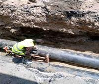 الانتهاء من تحويل مسار خطوط مياه الشرب والصرف لصحي بميدان الثقافة بسوهاج اغسطس القادم