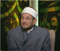 فيديو| رمضان عبدالمعز: هذا جزاء مروج الشائعات عن الفنانة رجاء الجداوي