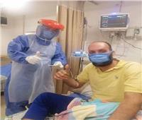 «بينو» يشكر مجلس الزمالك لتقديم الدعم له خلال إصابته بفيروس كورونا