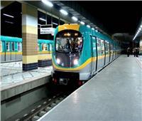 المترو: 973 ألف راكب خلال 1072 رحلة أمس