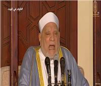 بث مباشر .. شعائر صلاة الجمعة من الجامع الأزهر الشريف