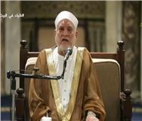 رسائل أحمد عمر هاشم في خطبة الجمعة بالجامع الأزهر