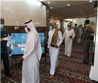 صور..خطبة الجمعة بالسعودية توحد الحديث عن الإجراءات الاحترازية والوقائية من كورونا