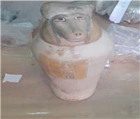متحف مطار القاهرة يستقبل 3 قطع أثرية