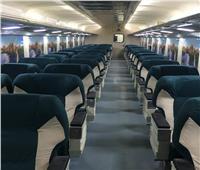 صور| «النقل» تعلن انتهاء التطوير الشامل لـ90 عربة قطارات «إسباني»
