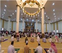 صور| قرابة 4000 مسجد ساندت جوامع السعودية وخففت الزحام