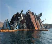 فيديو| شاهد غرق سفينة إيرانية في المياه الإقليمية العراقية