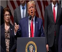 ترامب: رغم الاحتجاجات وكورونا بلدنا تشهد «انتعاشا اقتصاديًا»