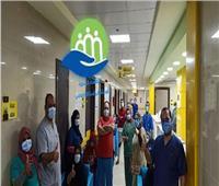 ارتفاع أعداد المتعافين من كورونا بمستشفيات الأقصر لـ622 حالة