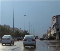 «الأرصاد»: أمطار رعدية على منطقة المدينة المنورة