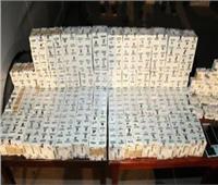 «الداخلية» تضبط 45 ألف قرص مخدر بقيمة 3 ملايين جنيه
