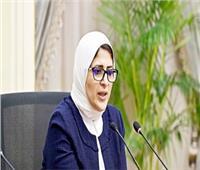 وزير الصحة تتفقد استعدادات مستشفى طوسون بالإسكندرية لمواجهة كورونا