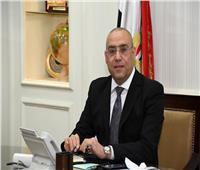 وزير الإسكان يتفقد الواجهة الشاطئية والمرافق بالمرحلة الأولى بمدينة رشيد الجديدة