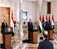 الخارجية الأمريكية: نرحب بالجهود المصرية لدعم وقف النار في ليبيا