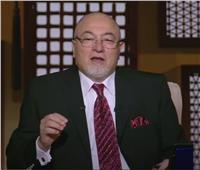 بالفيديو.. خالد الجندى يرد على منتقدي أحمد عمر هاشم