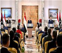 أول تعليق من أمريكا على المبادرة المصرية حول ليبيا