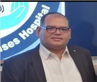 مدير صدر العباسية ينفي ارتفاع إصابات الطقم الطبي بكورونا