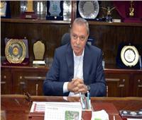 محافظ القليوبية يتفقد منطقة محور ربط مصر الجديدة بطريق شبرا بنها الحر
