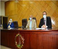 انطلاق أولي فعاليات المبادرة الوطنية للتوعية بفيروس كورونا في الغربية