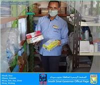 رئيس مدينة شرم الشيخ يتفقد مستشفى شرم الشيخ الدولى