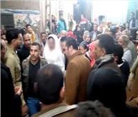 ضبط المتهمين بالتعدي على الموظفين بمدينة أبو النمرس أثناء قيامهم بفض حفل زفاف
