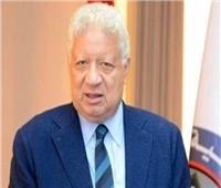 مرتضى منصور يعلق على نشر عقد سيف فاروق جعفر