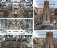 رحلة عبر الزمن داخل «متحف العاصمة الإدارية الجديدة»