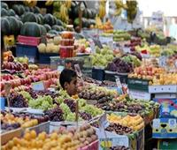 استقرار أسعار الفاكهة في سوق العبور اليوم 7يونيو