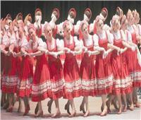 «موسييف» للفنون الشعبية الروسية في قناة وزارة الثقافة المصرية أون لاين