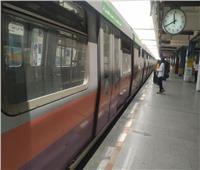 المترو: غير مسموح بركوب القطارات بدون «الكمامة»